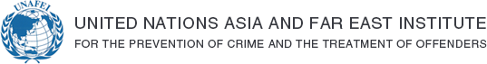 UNITED NATIONS ASIA AND FAR EAST INSTITUTE FOR THE PREVENTION OF CRIME AND THE TREATMENT OF OFFENDERS